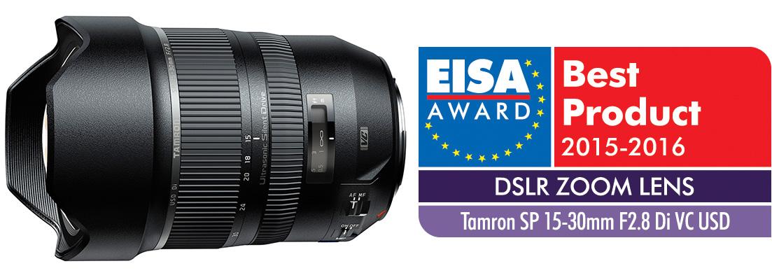 European DSLR Zoom Lens 2015-2016