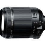 New Tamron 18-200mm zoom is the lightest in the world