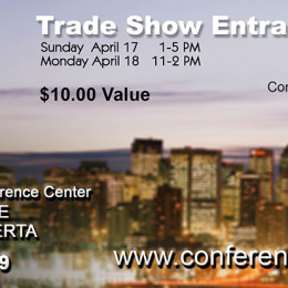 Canadian IMAGING Conference and Trade show 2016 – FREE PASS