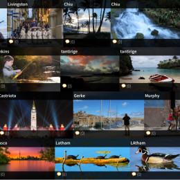 "The World Through My Lens"" Photo Challenge started on April 2!"