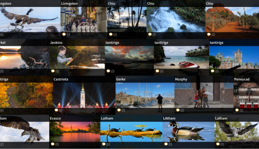 """The World Through My Lens"""" Photo Challenge started on April 2!"""