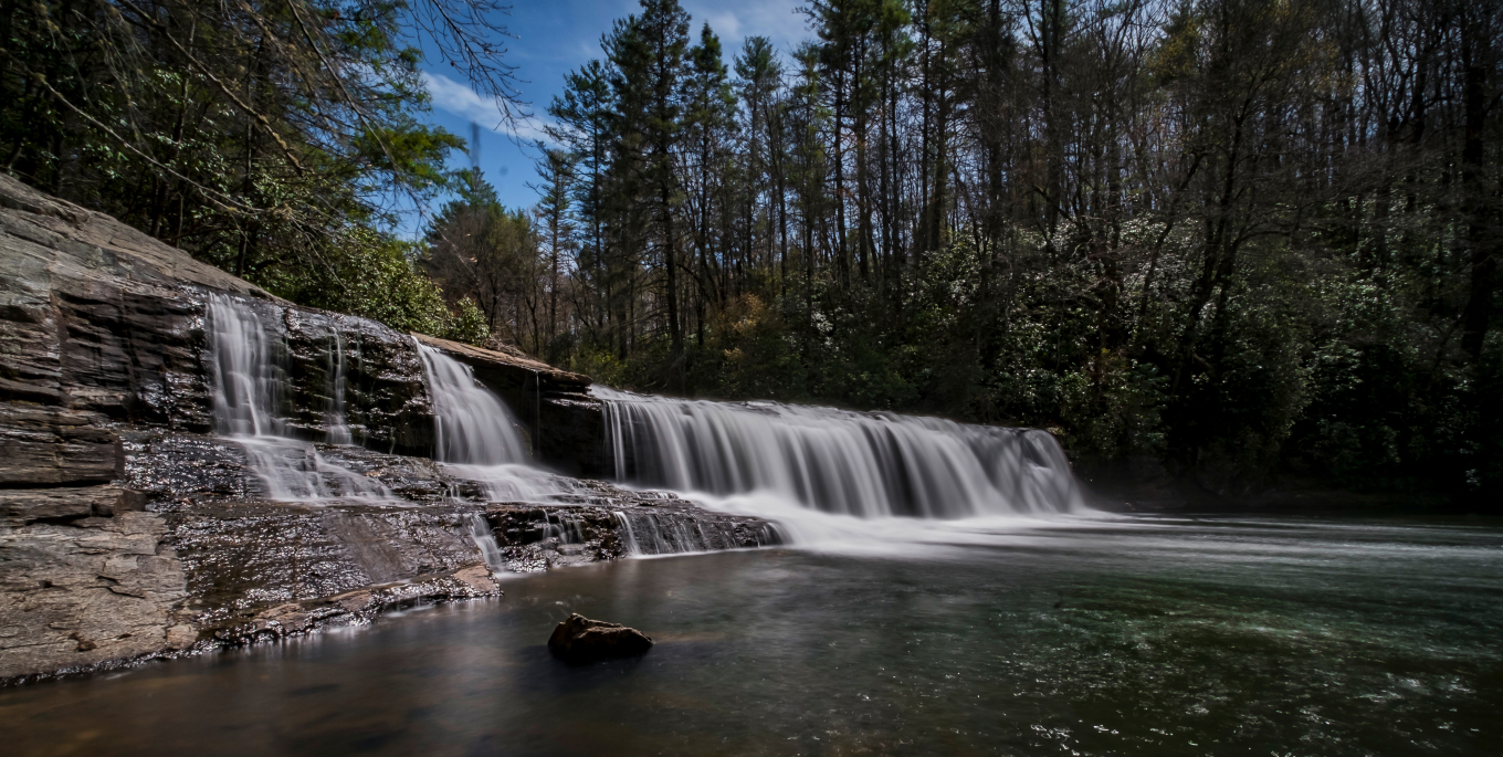 Waterfalls of North Carolina