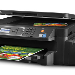 Epson's New ET-3600 Printer and FF-640 Scanner