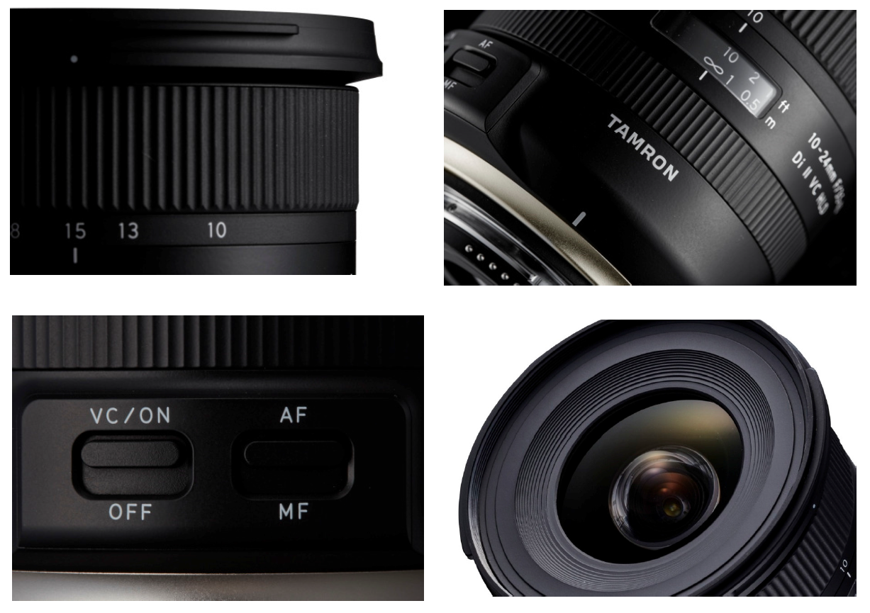 Tamron 10-24mm Lens A023