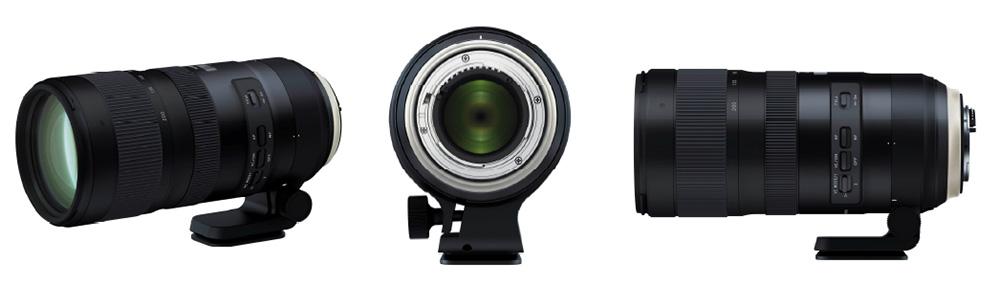 Tamron SP 70-200mm G2 Lens