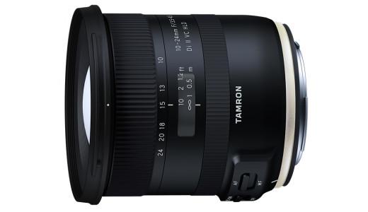 Tamron 10-24mm F/3.5-4.5 Di II VC HLD Lens