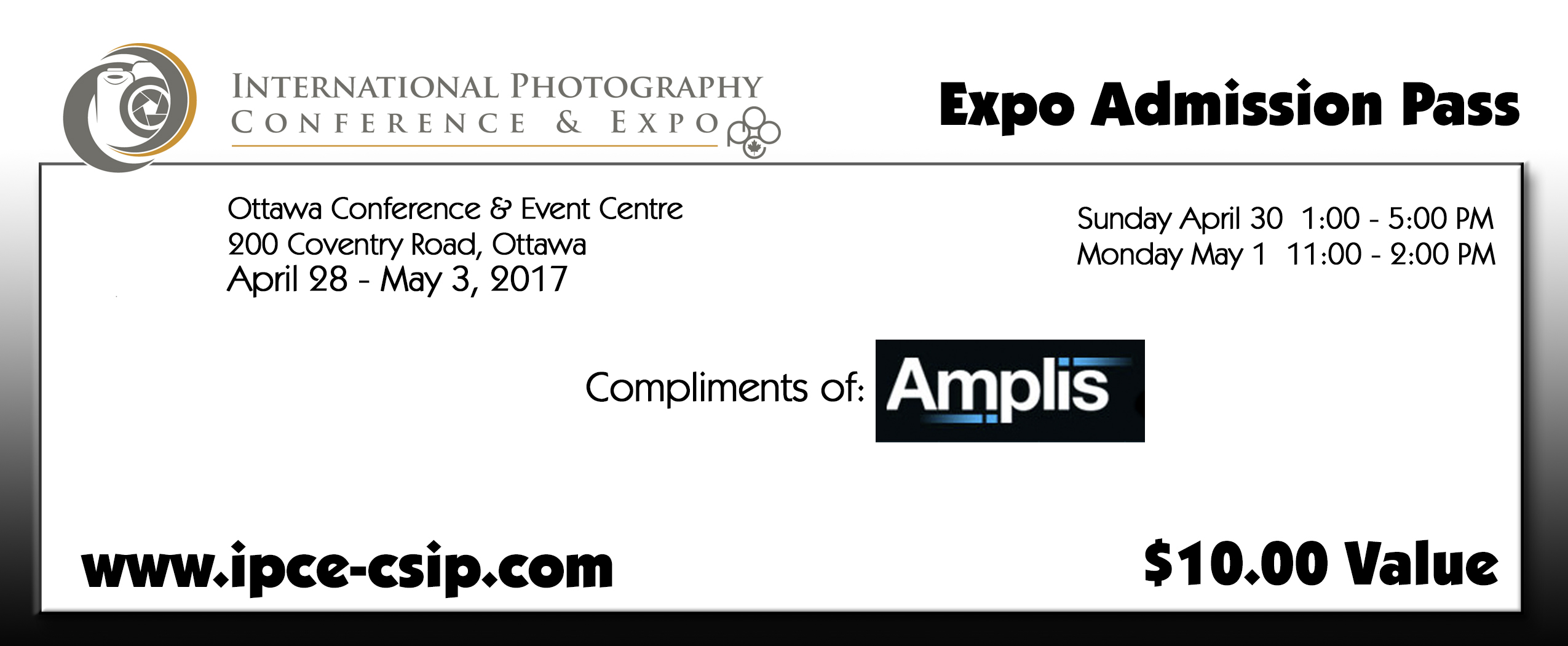 Expo Admission Pass