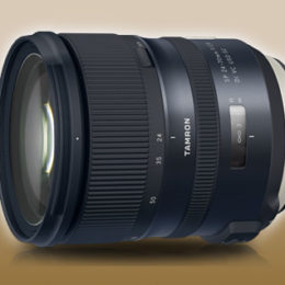 Tamron introduces next-generation high-speed 24-70mm F/2.8 zoom lens with advanced features