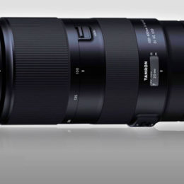 Tamron announces the launch of a new ultra-telephoto zoom lens with fast and precise AF, superior image quality and a lightweight, compact design