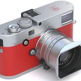 Leica M-P Special Edition Commemorates Canada's 150th Anniversary
