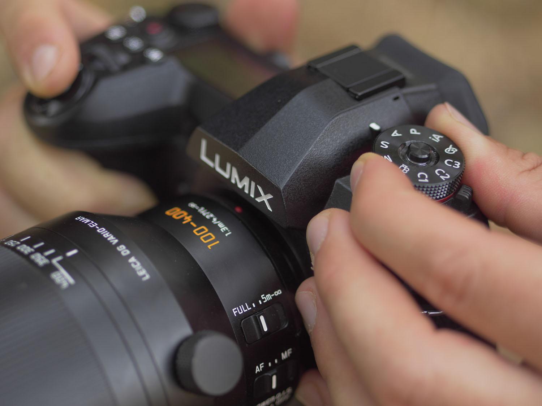 Panasonic LUMIX G9 - PHOTONews Magazine