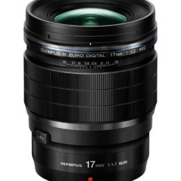 Two New M.ZUIKO F1.2 PRO Lenses Join the Olympus Line