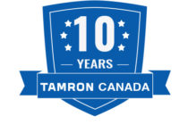 6 Year Tamron Canada Warranty increased to 10 Years upon registration