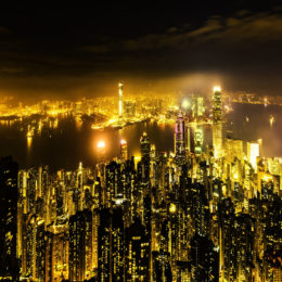 HONG KONG – A Dazzling Display of Intricacies