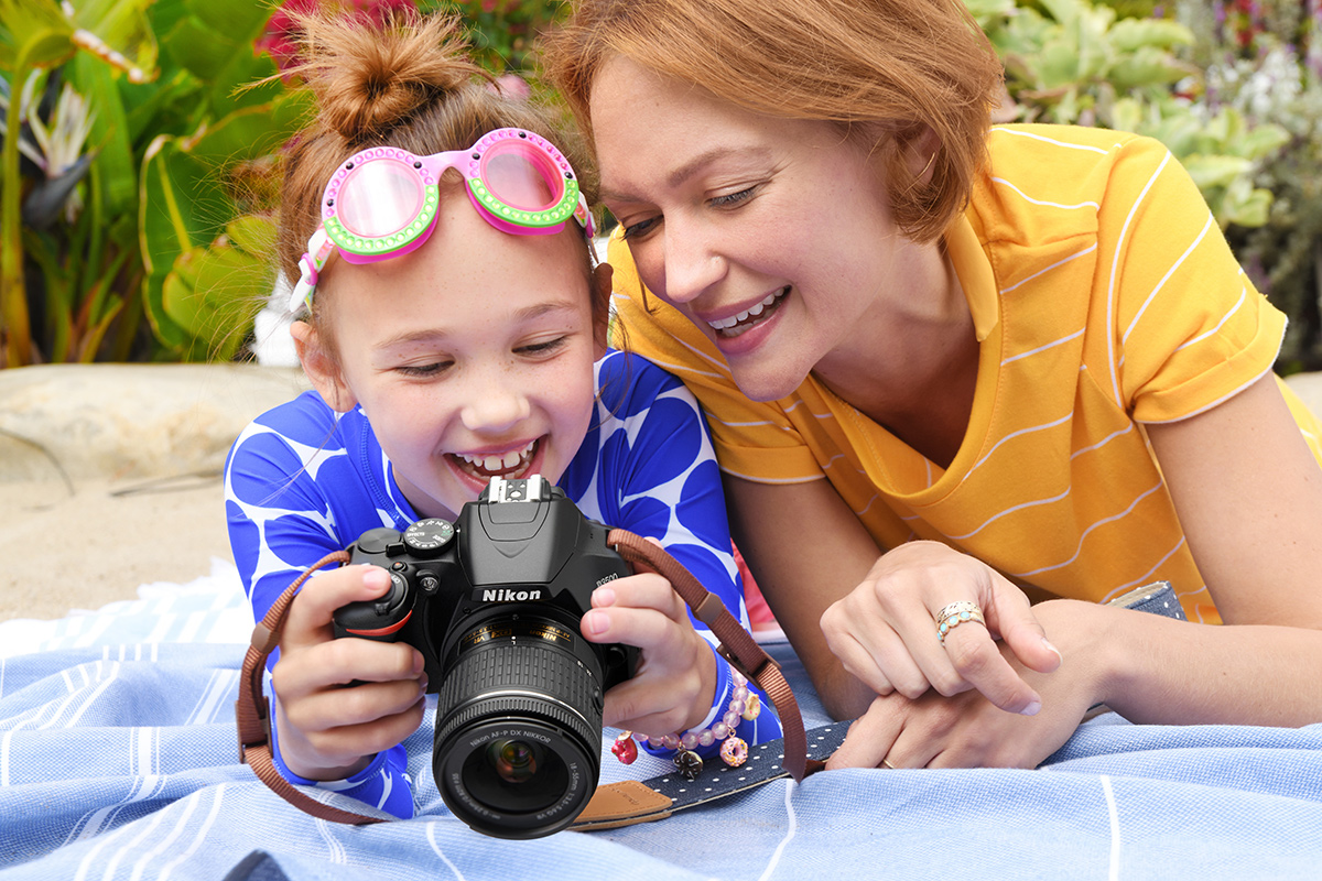 The new nikon d3500: capture and share your treasured