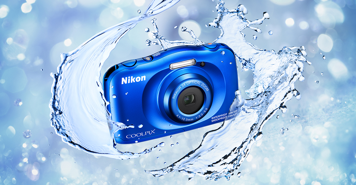 Nikon releases the COOLPIX W150, a tough camera that can be